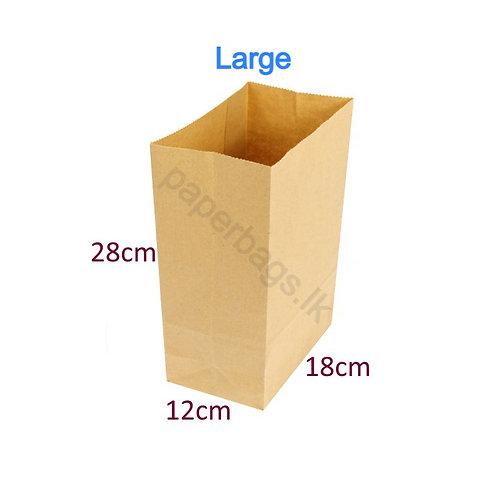 Square Bottom Large 28x18x12cm