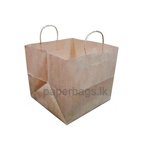Cake Bag Natural 20x25x25cm