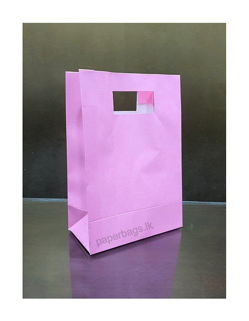 Cut Handle Baby Pink 20x14x07cm