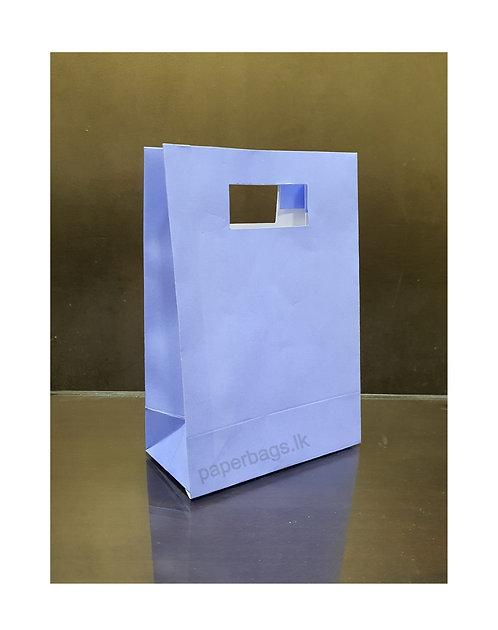 Cut Handle Baby Blue 20x14x07cm