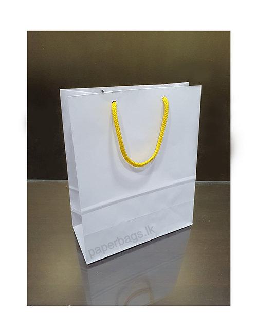 Yellow Cord Handle 24x20x10cm