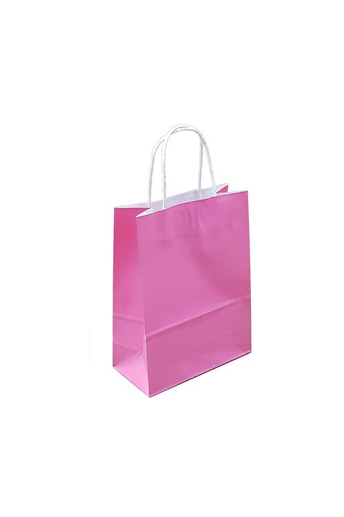 Pink Paper Bag