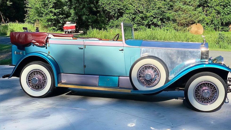 1929 Rolls-Royce Phantom I Hood