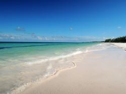 Your Powder Fine, Pink Sand Beach