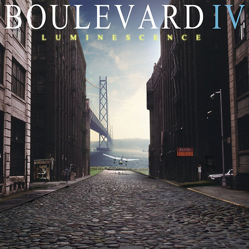 Boulevard IV Luminescence CD