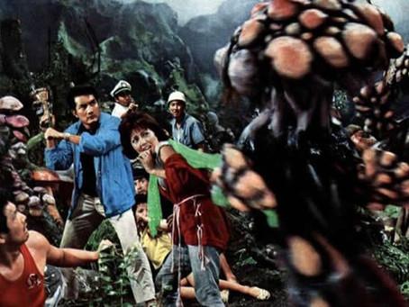 10 of the Weirdest Monster Movies Ever Made