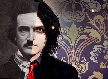 Gerard Way is the Edgar Allen Poe of Our Generation
