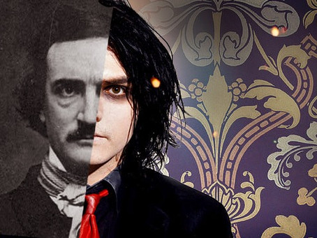 Gerard Way is the Edgar Allen Poe of Our Generation