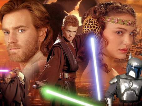 Star Wars: Episode II - Attack of the Clones Review