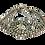 Thumbnail: Vintage Rhinestone Bracelet