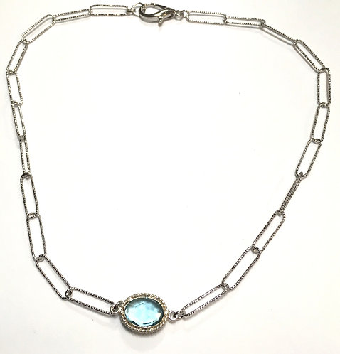 Coast Window Necklace