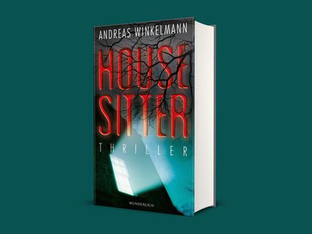 Book Talk - Housesitter von Andreas Winkelmann