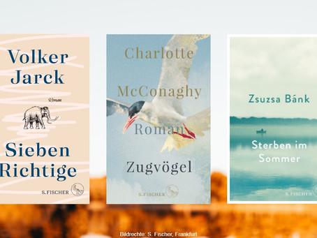 Literarischer Herbst bei Fischer