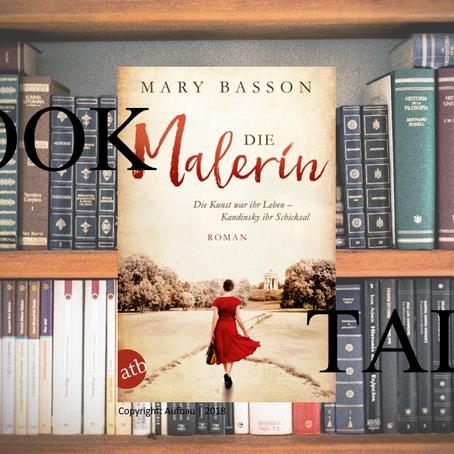 Book Talk mit Larena - Die Malerin