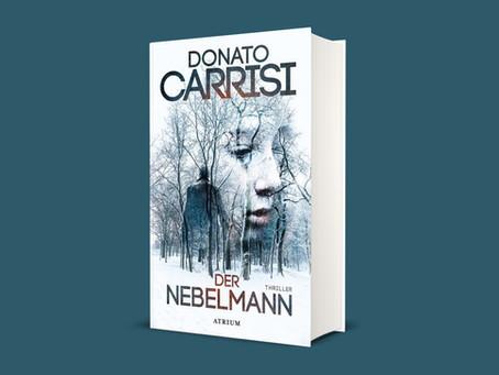 Book Talk - Der Nebelmann von Donato Carrisi