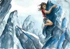 Glacier à la dérive