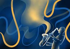 Saxophone créatif