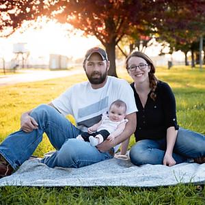 Elizabeth & Family