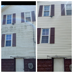 3 Story Home Before-and-After Pressure W