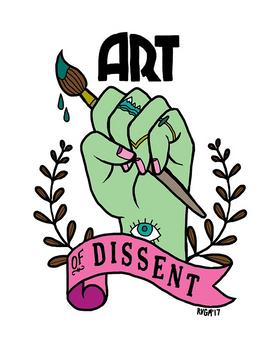 Art Of Dissent - Logo