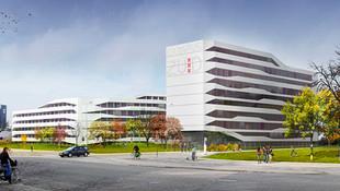Campus Zuid   Amsterdam