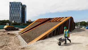 Energiegebouw Noord/Zuidlijn   Amsterdam