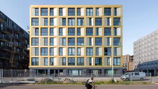 Cityplot apartments   Amsterdam