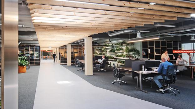 Headquarters Intersell | Naarden