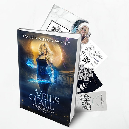 Veil's Fall Paperback Special