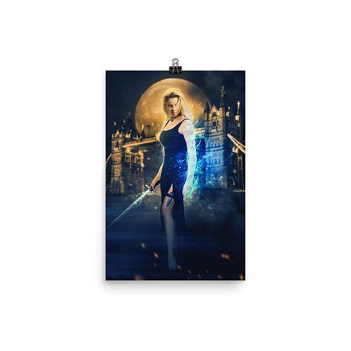 Druid's Storm Poster 12x18