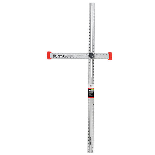 317 Adjustable Drywall T-Square