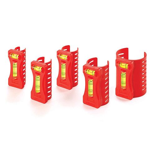 350 Pipe Level Set - 5 Sizes