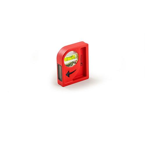 846 Cyclops Magnetic Cast Pocket Level w/Plumb Site®