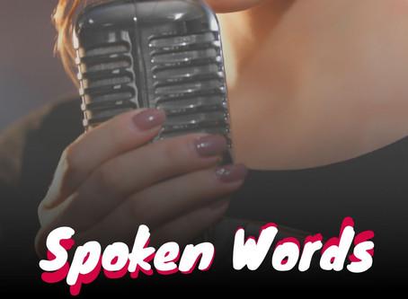 Spoken Words - A Unique Collaboration