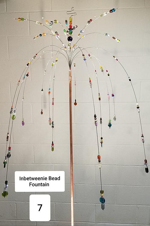 InBetweenie Bead Fountain by Micky & Dan Johnson