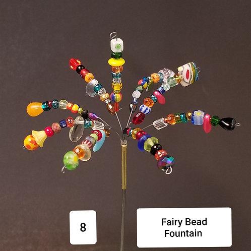 Fairy Bead Fountain by Micky & Dan Johnson