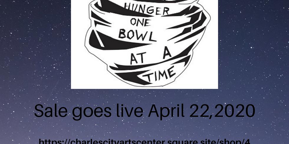 Empty Bowls Fundraiser Online