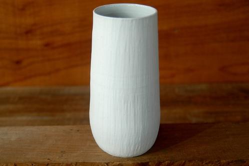 Porcelain Vase by Emily Kiewel