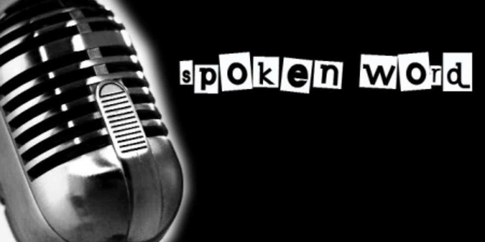 March Spoken Word Event: Leprechauns? Naw... maybe not.