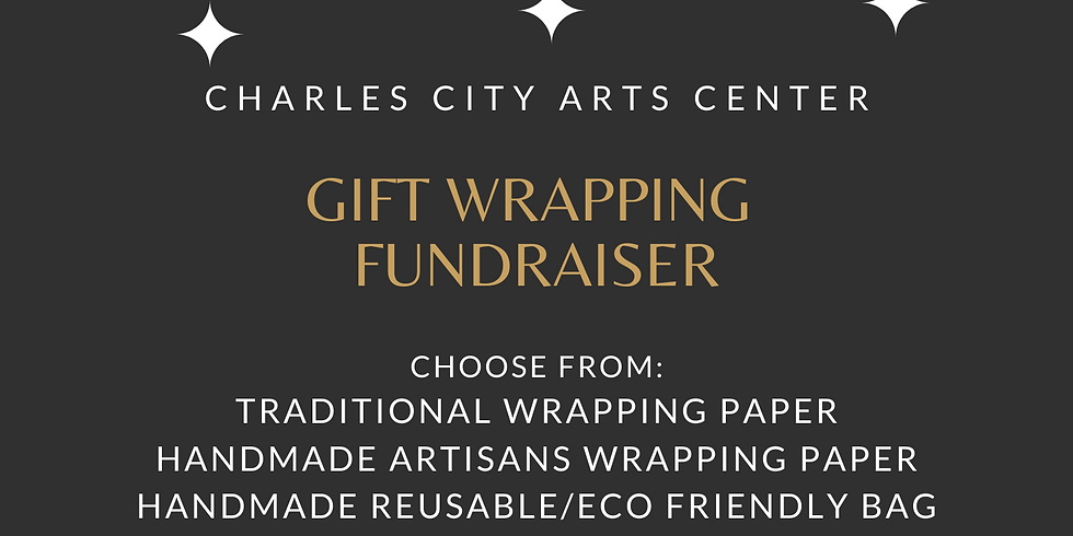 Gift Wrapping Fundraiser