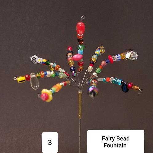 Fairy Bead Fountain by Micky and Dan Johnson