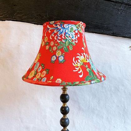 Kimono fabric | handstitched lampshade