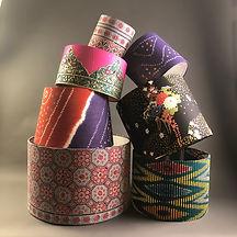Beautiful handmade statement lampshades
