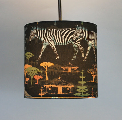 African animals | ceiling shade