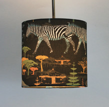 African Animals Ceiling Shade