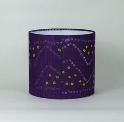 Indian Tie-dye Drum