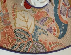 Antique Kimono Cone