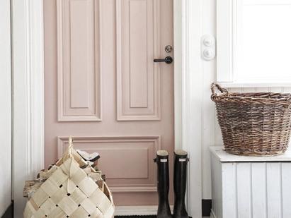 Renove as portas antigas de sua casa