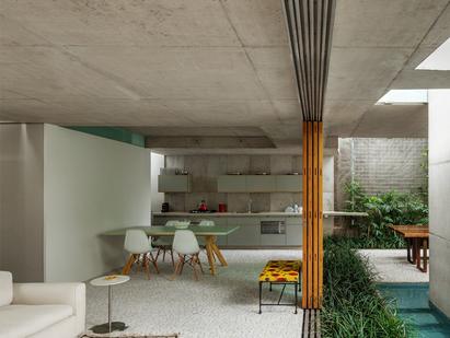 Concreto Aparente - Tendências na decoração de ambientes