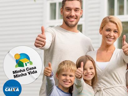 Agora famílias com renda mensal de até R$ 9.000 podem financiar imóveis pelo Minha Casa, Minha Vida
